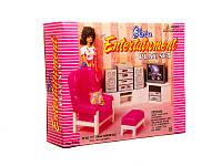 Игрушечная мебель для куклы Барби gloria 9510