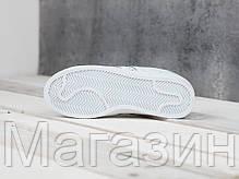 Мужские кроссовки Adidas Superstar Адидас Суперстар белые, фото 3
