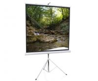 Экран для проектора на треноге переносной 180*180 SRM-1102 Redleaf, фото 2