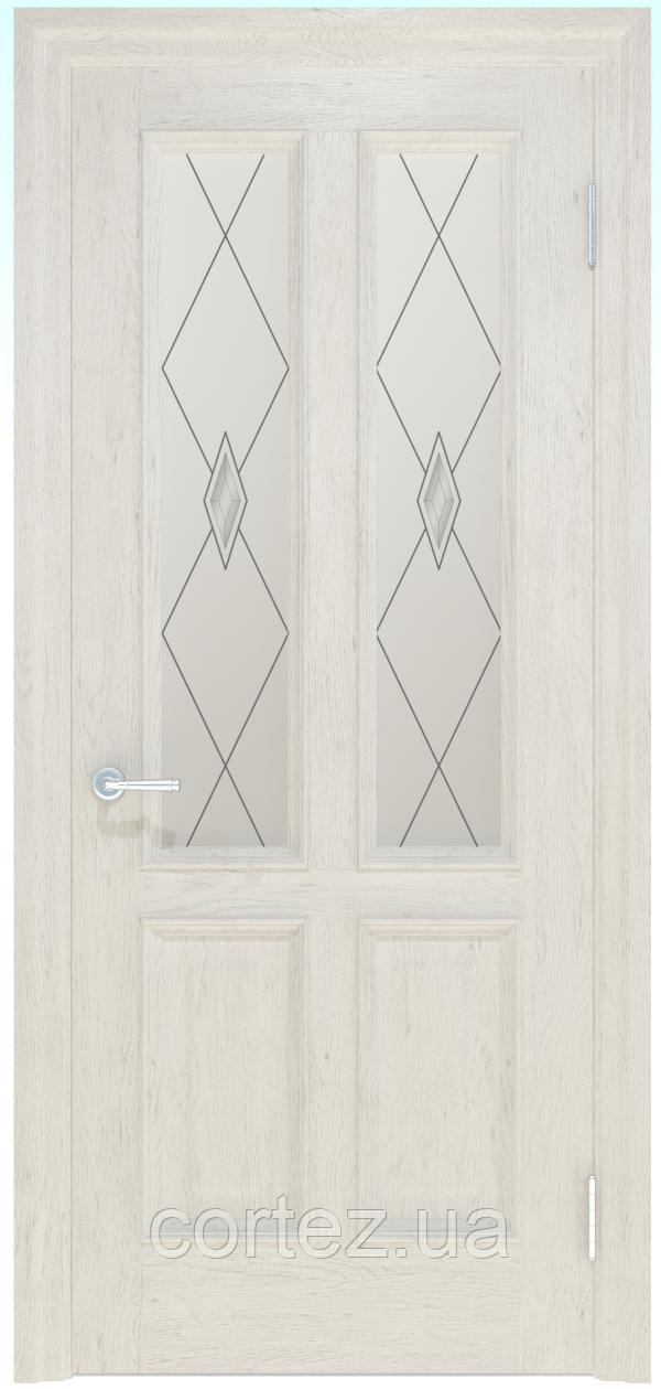Межкомнатные двери шпон Модель I032