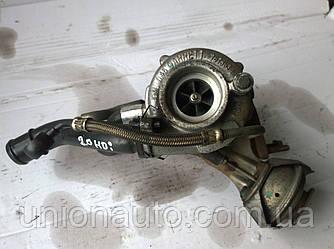 Турбіна 2.0 HDI Citroen C5 2001-2008