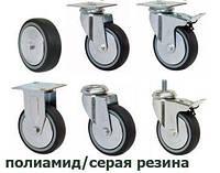 Колеса для тележек с подшипником скольжения