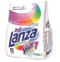 Порошок для стирки цветного белья  Lanza  2in 1 1,125 кг.