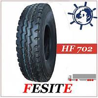 Грузовые шины 11.00R20 (300R508) 152/149J  Fesite HF702 универсальная, усиленные китайские шины на МАЗ