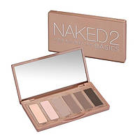 Палетка матовых теней Urban Decay Naked Basics 2