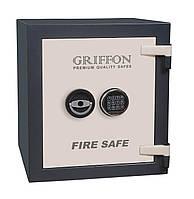 Сейф Griffon FS.45.E огнестойкий  455(в)х445(ш)х445(гл)