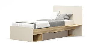 """Кровать""""Лами""""  90 б/м. Мебель Сервис"""