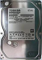 HDD 500GB 7200 SATA3 3.5 Toshiba DT01ACA050 X2VALW9FSWK5, фото 1