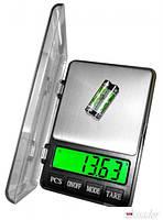 Весы ювелирные электронные карманные 600 г/0,01 г