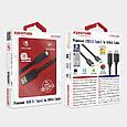 Кабель Promate uniLink-CA USB 3.1 Type-C - USB-A 1 м, фото 8