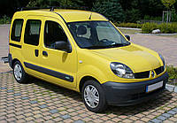 Автоскло Renault Kangoo передний салон Правое