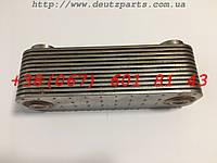 Масляный радиатор (теплообменник) DEUTZ