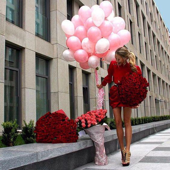 Доставка воздушных (гелиевых) шаров в Днепре
