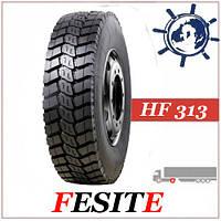 Шина грузовая 11.00R20 (300R508) 152/149K Fesitе HF313 ведуча, грузовые шины Фесите на ведущую ось