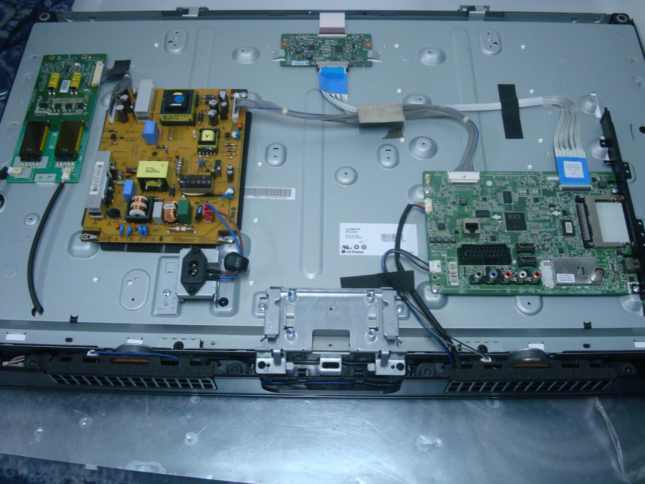 Запчасти к телевизору LG 32CS460T (EAX64910001 (1.0), EAX64604501(1.5), LC320WXN-SCA2, 6632L- 0637A)