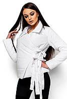 Модная весенняя женская куртка