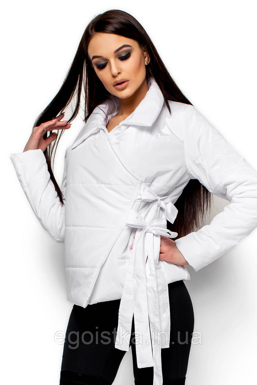 Модная весенняя женская куртка, фото 1