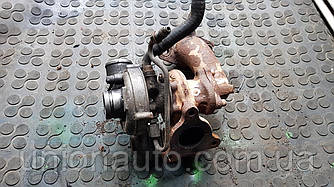 Турбіна 1.9 TD Fiat Ducato 1994-2002