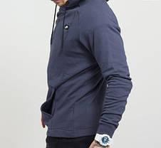 Толстовка Nike Modern Pullover Hoodie Mens 805128-471 (Оригинал) , фото 3