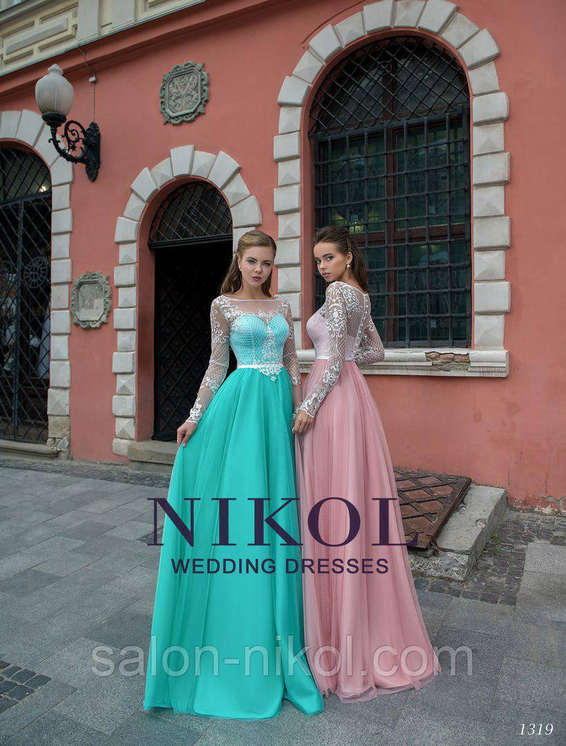 Вечернее, выпускное платье 1319