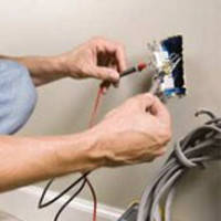 Демонтаж иных кабелей и проводки, открытых.