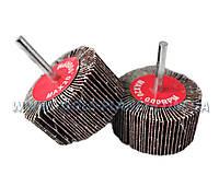 Круг шлифовальный лепестковый с оправкой (КЛО) 60*30*6 мм