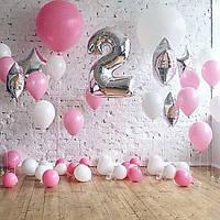 Оформление воздушными (гелиевыми) шариками, фото 1