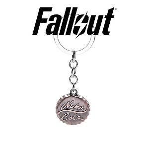 Брелок Fallout Nuka Cola Quantum Нука Кола  брелок