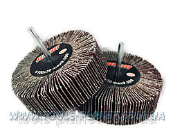 Круг шлифовальный лепестковый с оправкой (КЛО) 100*30*6 мм