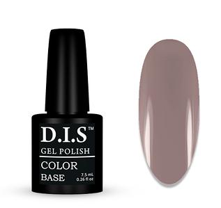 Каучуковая цветная база для гель-лака DIS BASE RUBBER Color 2 - 7,5 мл.