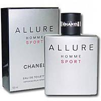 Мужская туалетная вода Chanel Allure Homme Sport (Шанель Аллюр Хом Спорт) 100 мл