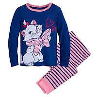 Трикотажная пижама с Мари Disney для девочки