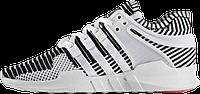 Adidas Equipment Support ADV Zebra (EQT) | кроссовки мужские, летние