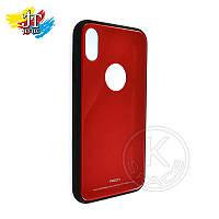 Чехол-накладка на мобильный телефон (смартфон)  iPhone X red Rock Brilliant