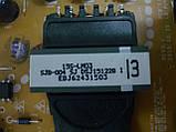 Запчасти к телевизору LG 40LF630V (EAX66207203(1.0), EAX66163001(1.8), V400HJ6-PE2 Rev. C1), фото 2