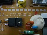Запчасти к телевизору LG 40LF630V (EAX66207203(1.0), EAX66163001(1.8), V400HJ6-PE2 Rev. C1), фото 6