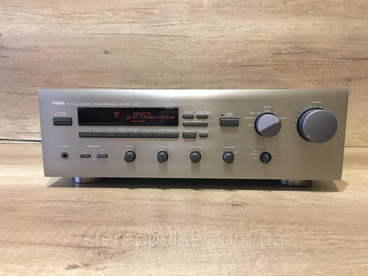 Стерео ресивер Yamaha RX-750 (Japan)
