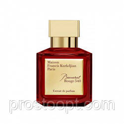 Парфюмированная вода Maison Francis Kurkdjian Baccarat Rouge 540 Extrait De Parfum 70ml унисекс