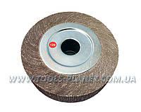 Круг шлифовальный лепестковый (КШЛ) 200*50*32 мм Р400, фото 1