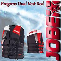 Жилет спасательный универсальный Progress Dual Vest Red (L)