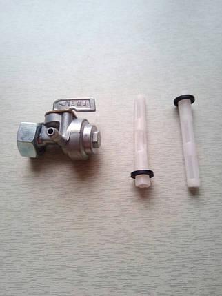Кран топливного бака 2,5-3 кВт, фото 2