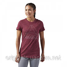 Спортивная футболка с коротким рукавом Рибок CF8638