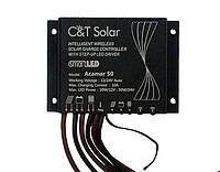 Контроллер для освещения C&T Solar Acamar 50-1024, фото 1