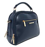 Женская сумка из искусственной кожи 6992401240-1 Синий