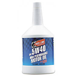 RED LINE OIL 5W-40 0,946л