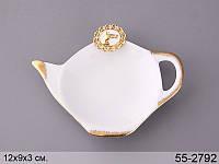 """Подставка под чайный пакетик """"Лошадка"""", 8 см, Lefard, 55-2792"""