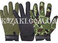 Перчатки тактические полнопалые 5.11 тонкие