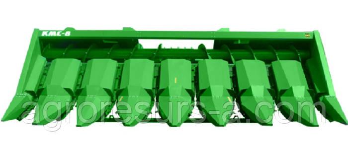 """КМС-6-18 жатка для уборки кукурузы на комбаин КЗС-812 """"ПАЛЕССЕ"""""""
