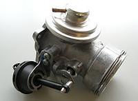 Отключение системы EGR (exhaust gas recirculation)