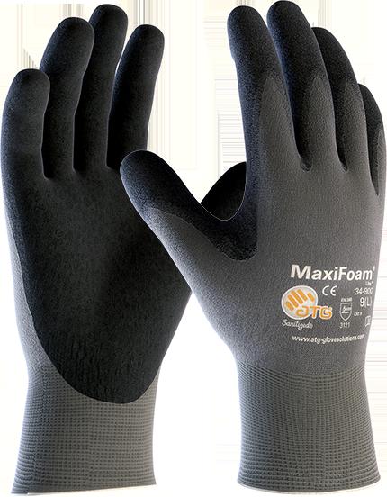 Защитные перчатки MaxiFoam® 34-900